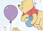 12709 Winnie the Pooh 2 Пленка GEKKOFIX