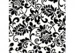 10246 Heritage Black White Пленка GEKKOFIX
