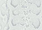 12616 Snake White Пленка GEKKOFIX