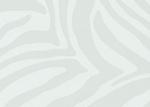 12622 Zebra White Пленка GEKKOFIX