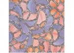 10292 Reims Blue Pink Пленка GEKKOFIX