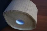 Пробка корковая 15х15х3 мм. 1 рулон