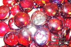 6С - Прозрачный красный Бриллиант - Марблс