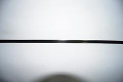 Черная двойная свинцовая лента
